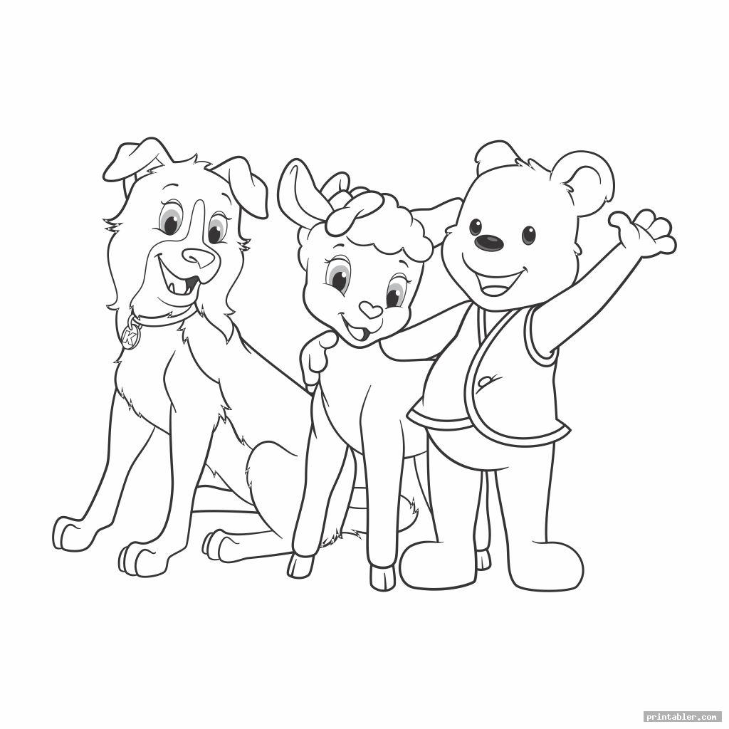 awana coloring pages printable for kids
