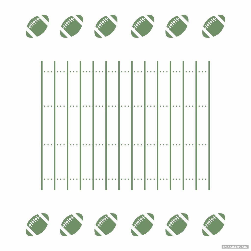 photo regarding Printable Blank Football Formation Sheets identified as Blank Soccer Playbook Sheets Patterns Printable