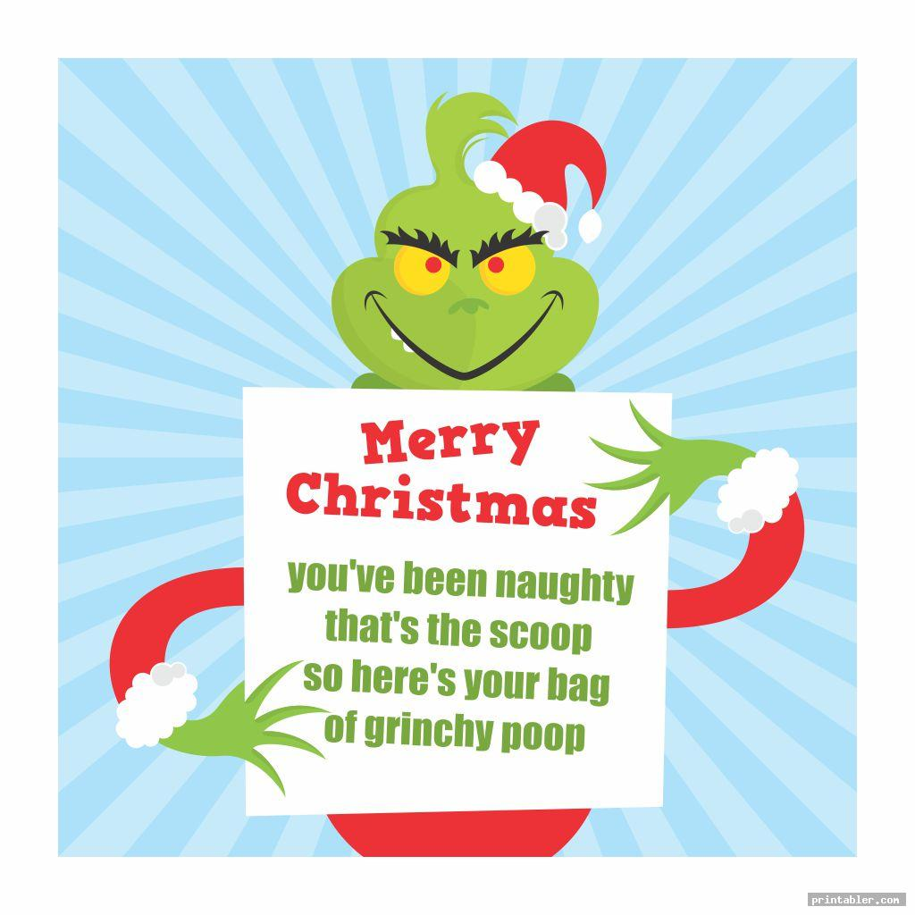 colorful grinch pills printable