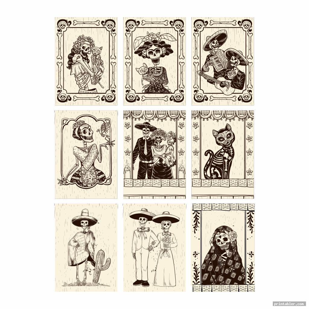 cool loteria cards printable