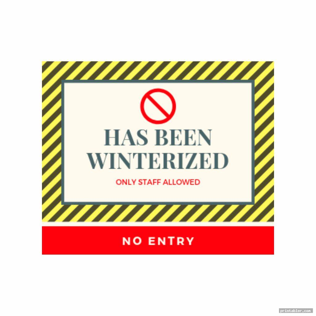 cool winterization stickers printable