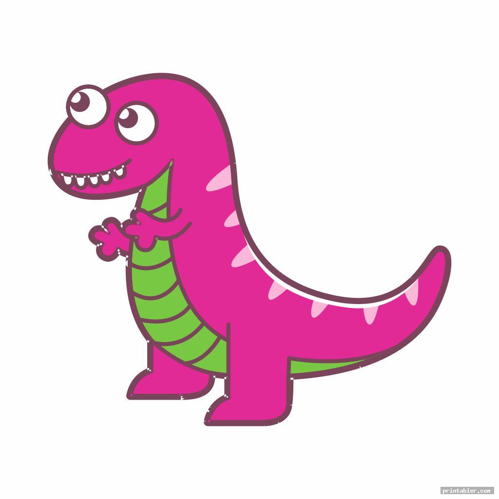 cute barney and friends clipart printable