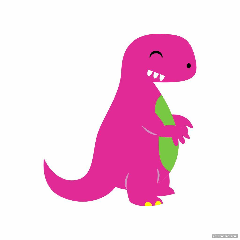 funny barney and friends clipart printable