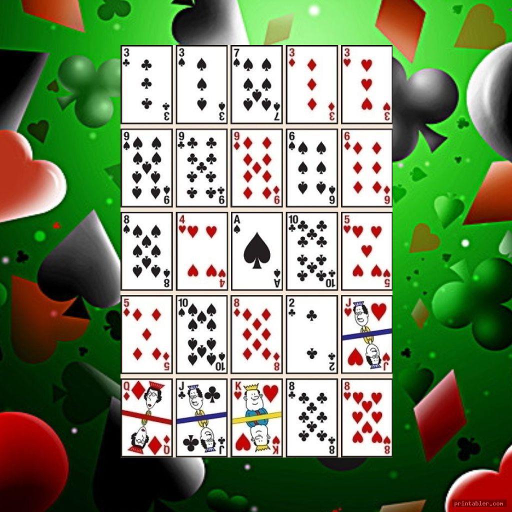 funny pokeno game cards printable