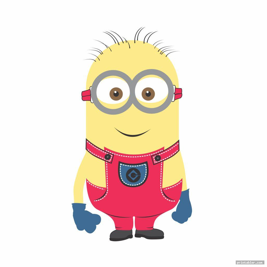 picture relating to Minion Symbol Printable titled Minion Illustrations or photos Printable -