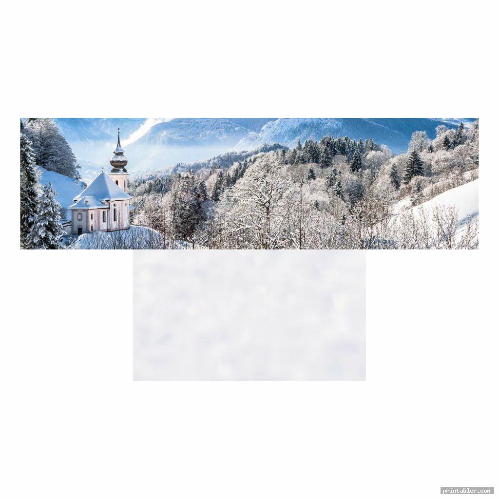 Diorama Backgrounds Printable
