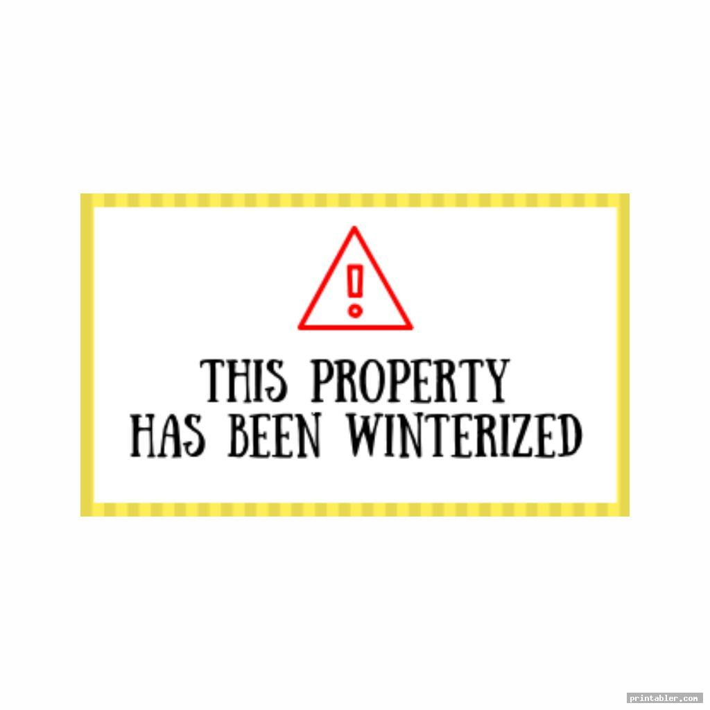 winterization stickers printable image free