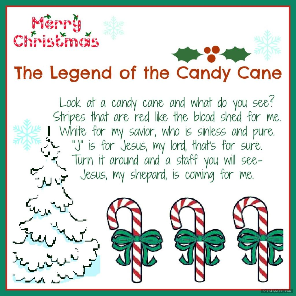 cool candy cane legend printable tags