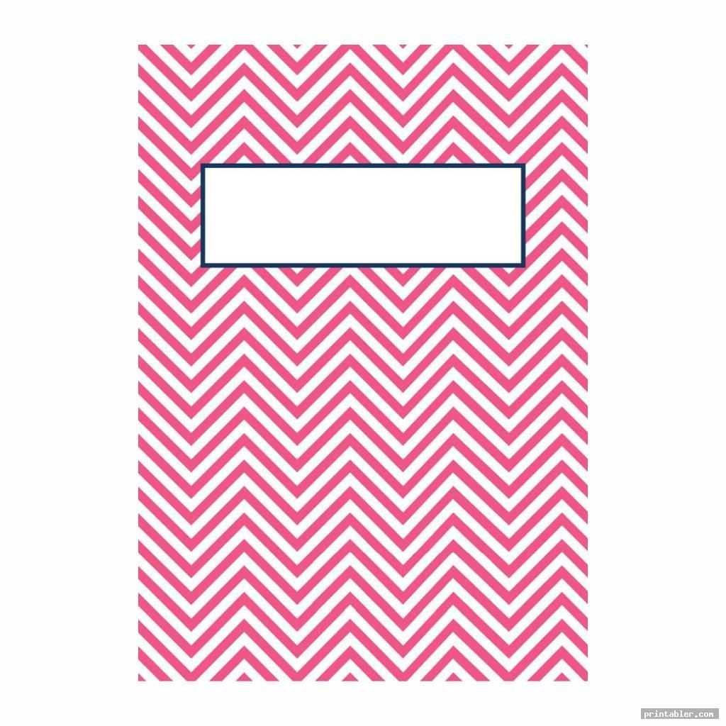 cool math binder cover templates printable