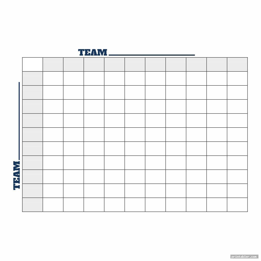 cool printable football pool sheets