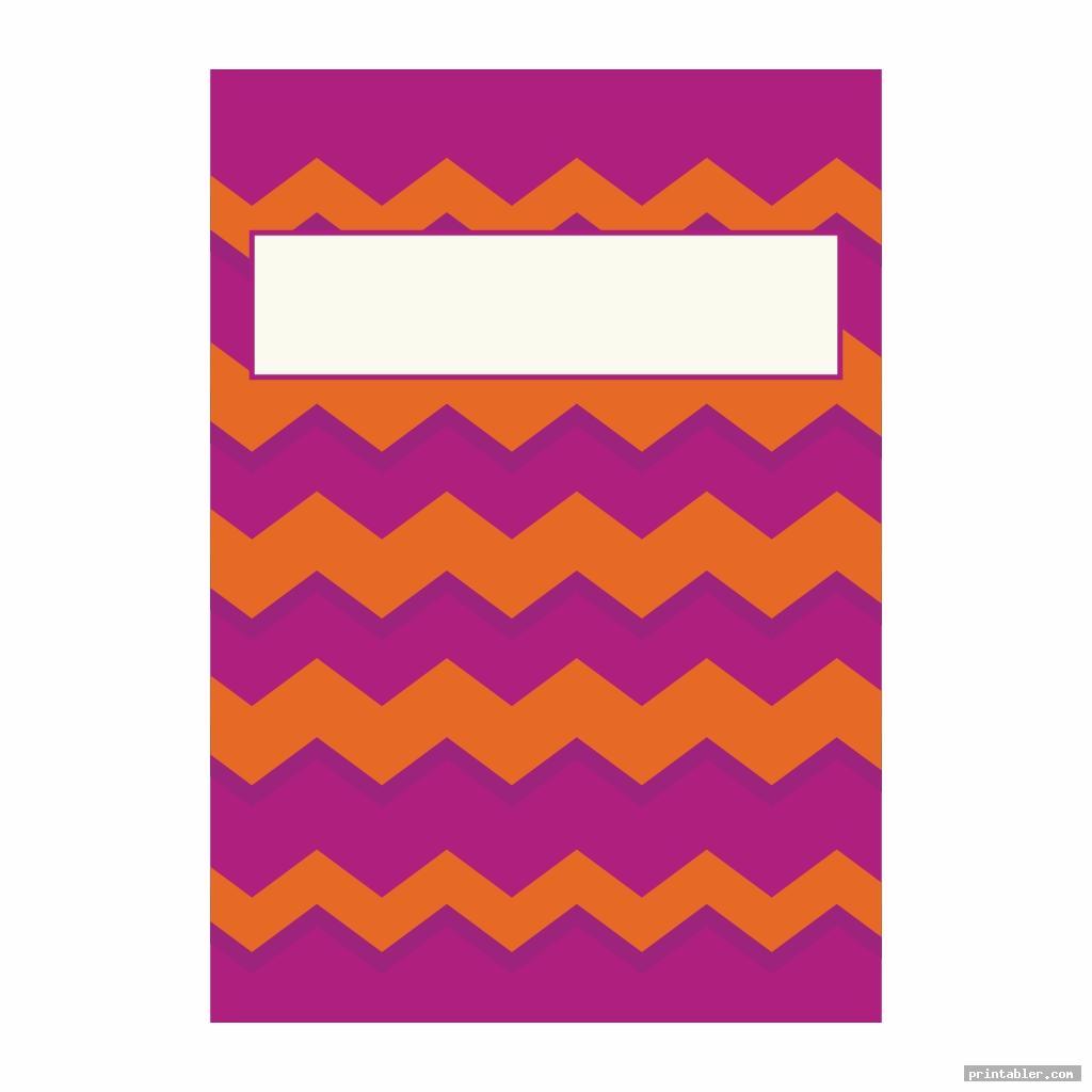 math binder cover templates printable image free