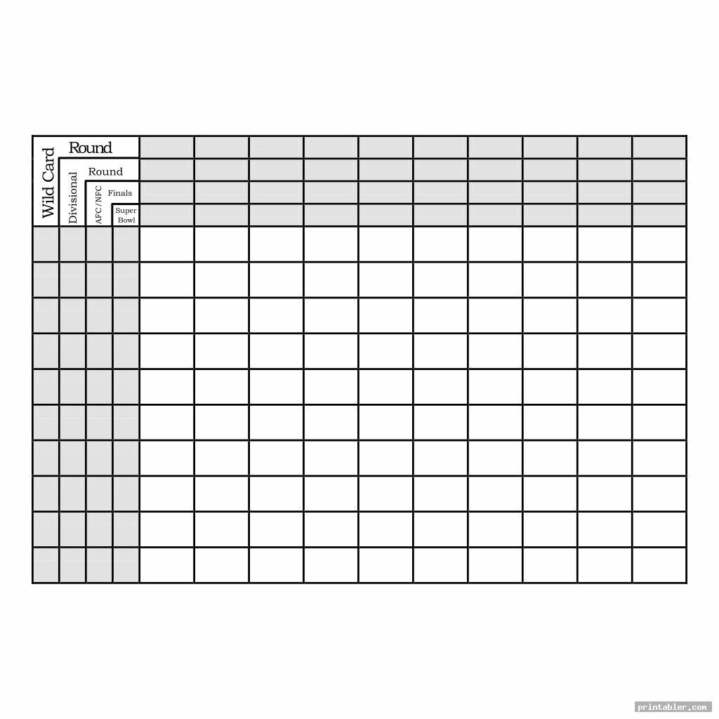 printable football pool sheets for use