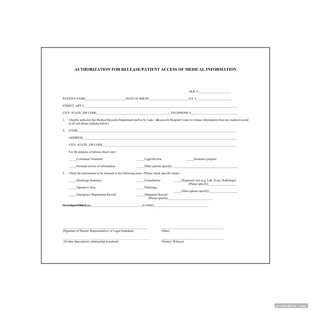 This is an image of Sweet Free Printable Hospital Discharge Papers