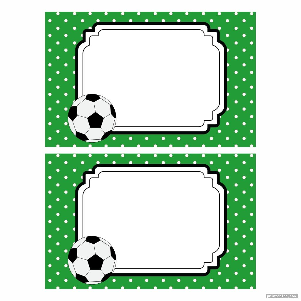 soccer party s printable image free