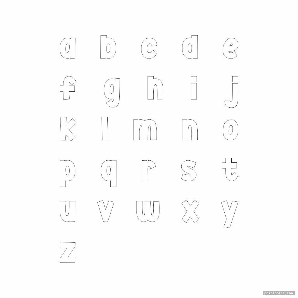 comics printable lower case alphabet flash cards