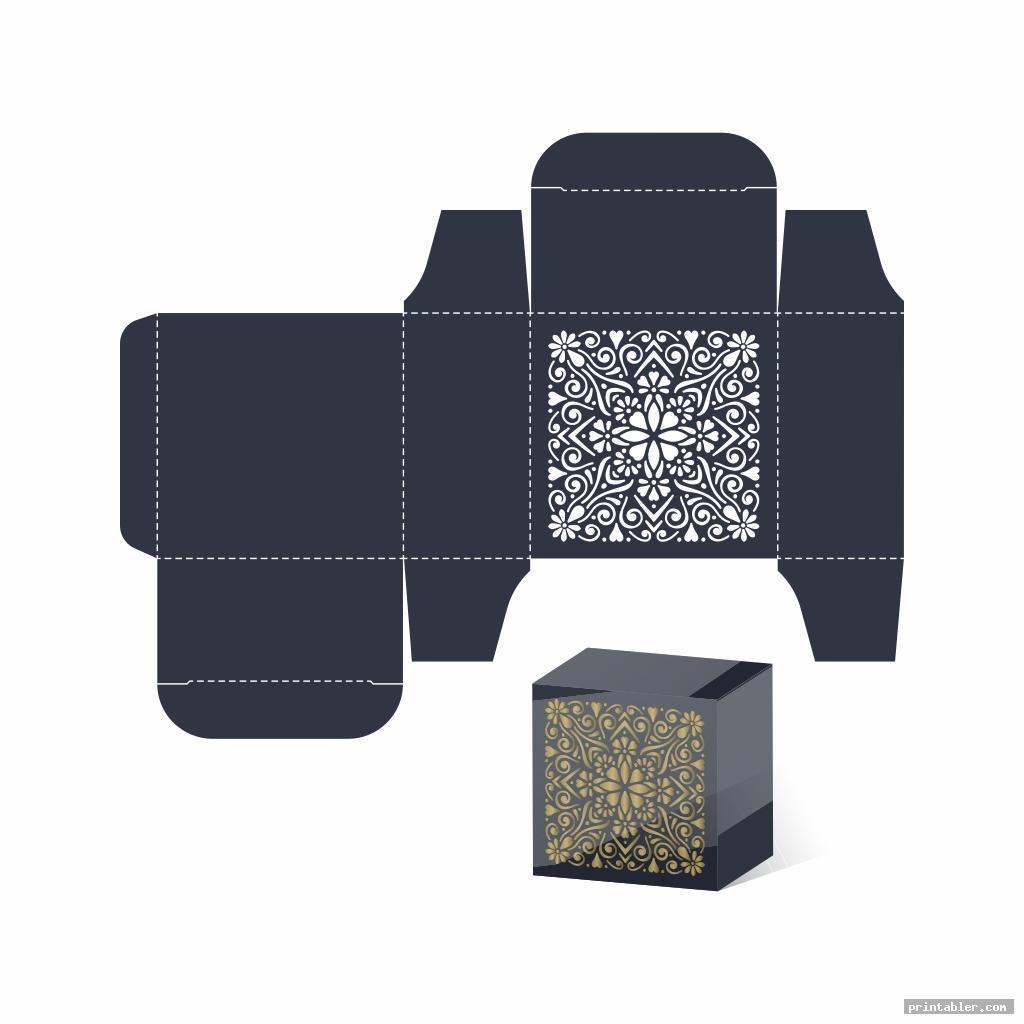 3D Printable Box Templates