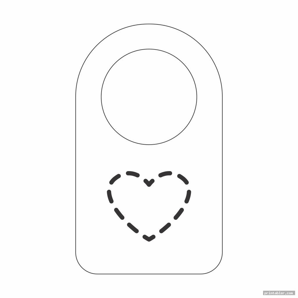 simple printable bib pattern pacifier
