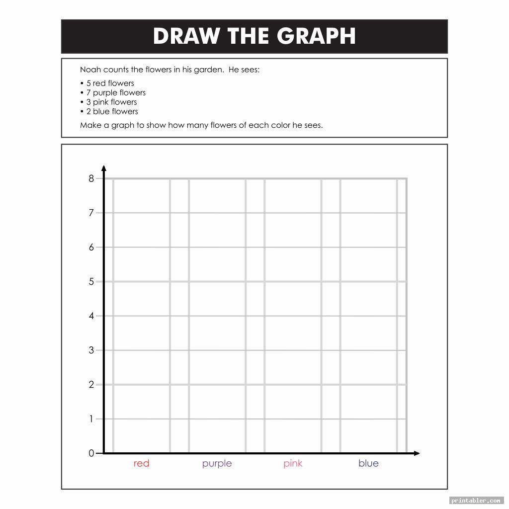 photograph regarding Printable Bar Graph known as Printable Bar Graph Worksheets -
