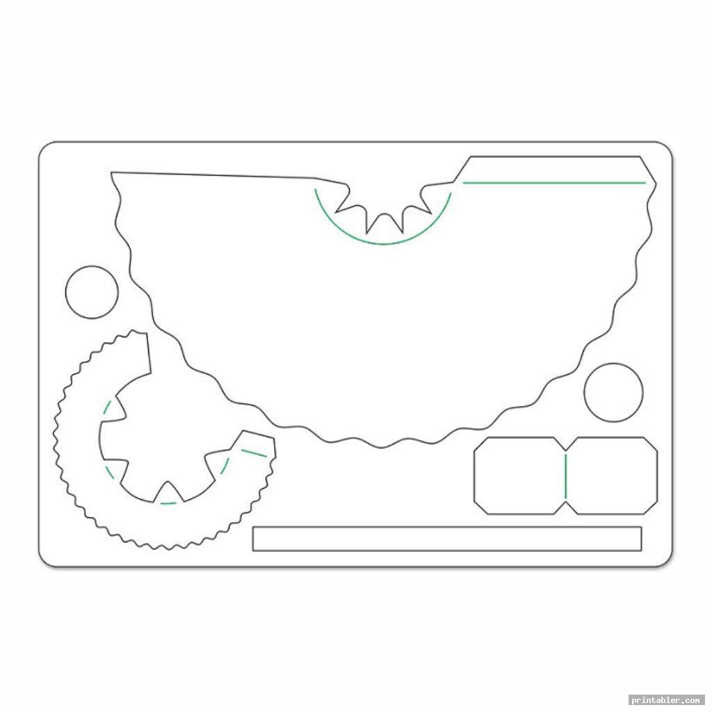 cute tea cups printable box templates