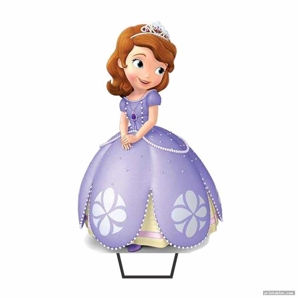 disney princess cupcake toppers printables image free