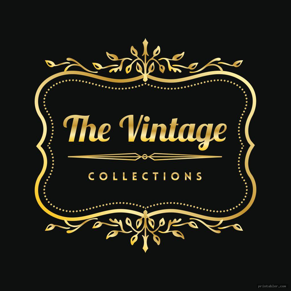 elegant miniature printable vintage labels
