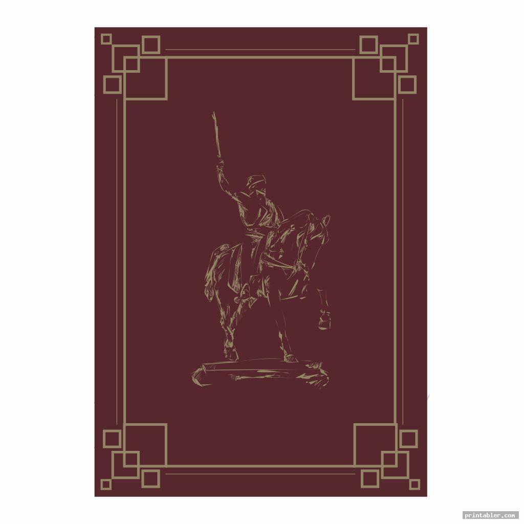 antique miniature printable books image free