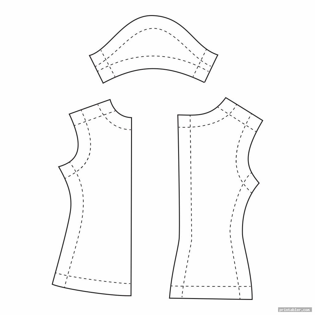 barbie clothes printable patterns image free