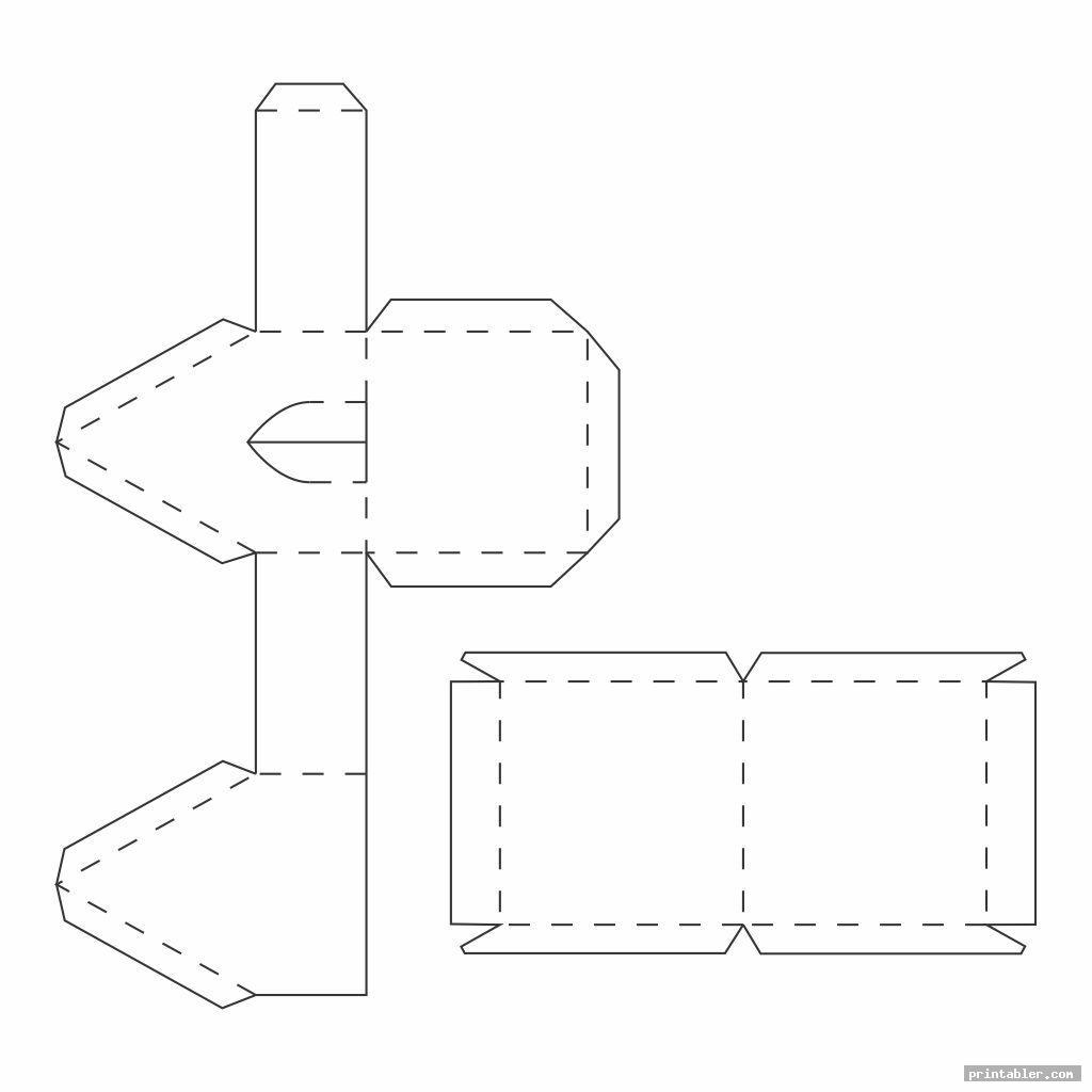 basic 3d printable house templates
