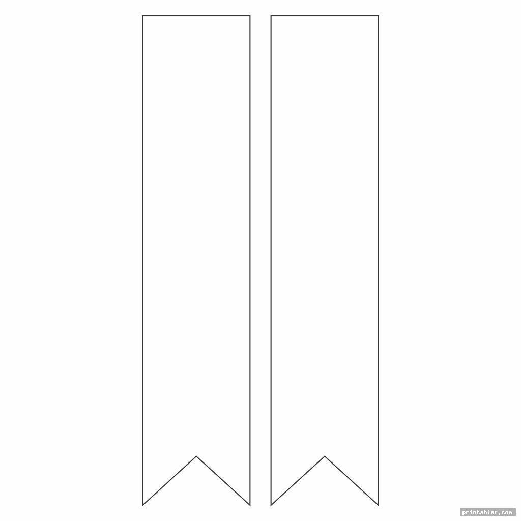 basic cheer bow template printable