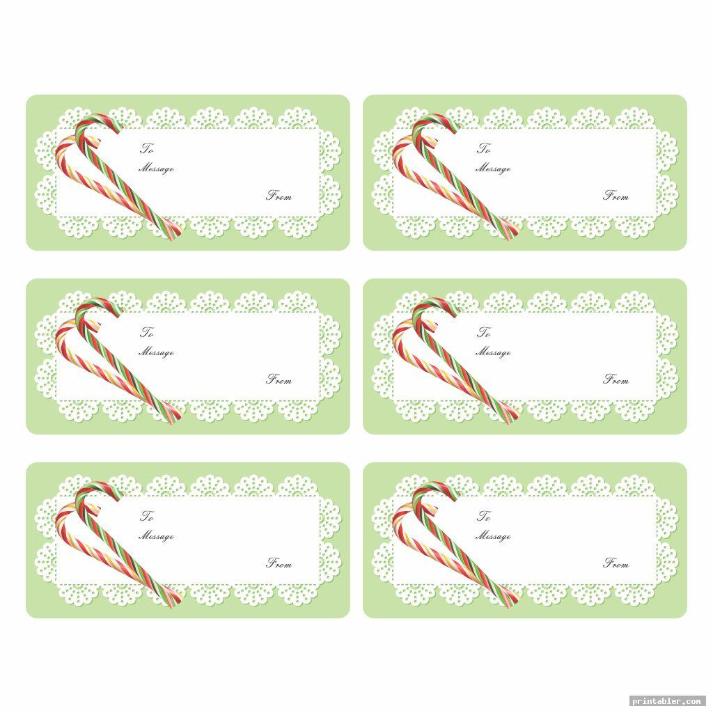 beautiful printable candy cane gram templates