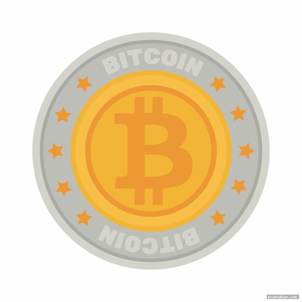 Large Printable Coins Template
