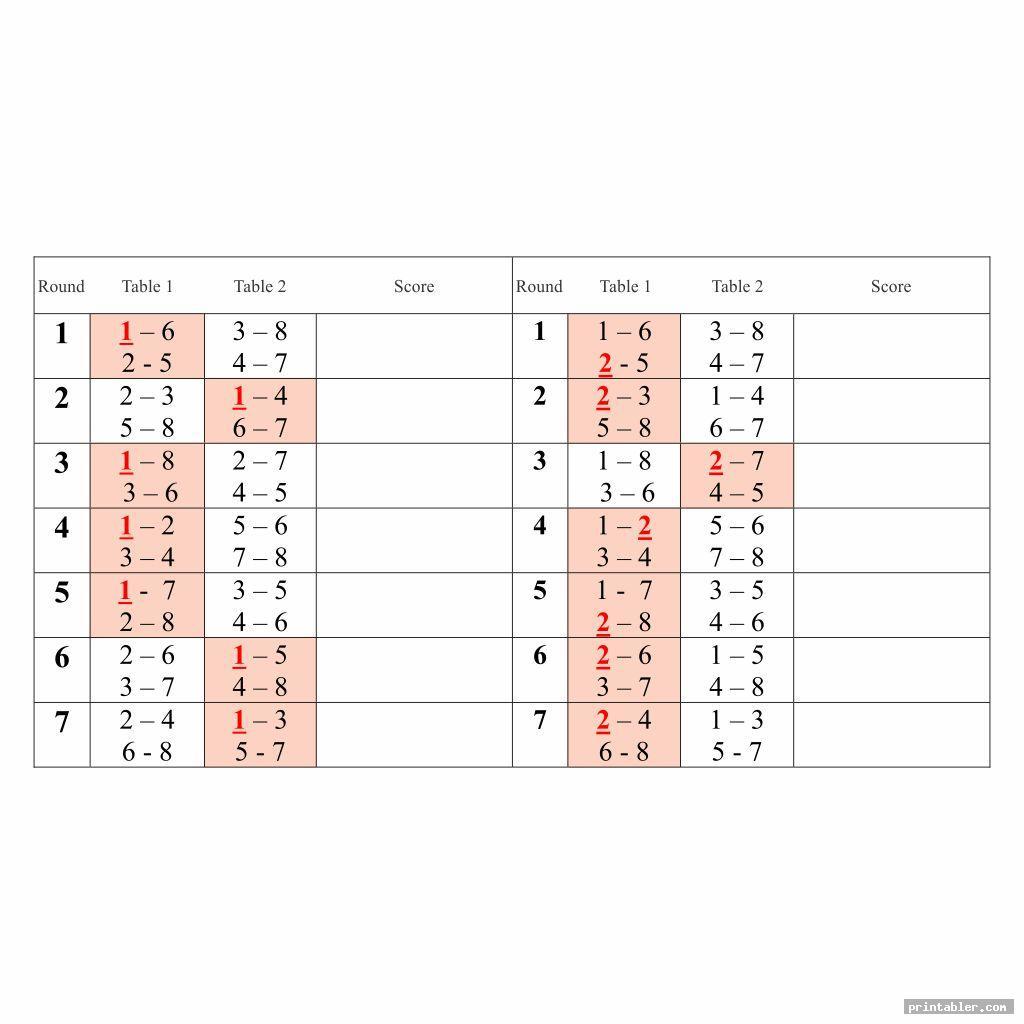 bridge tally cards printable image free