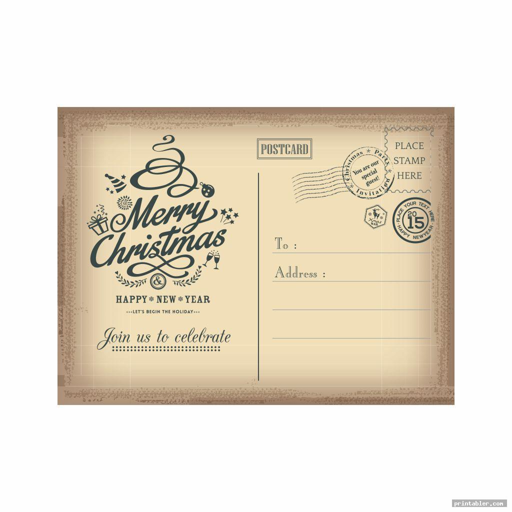 Printable Vintage Journal Cards