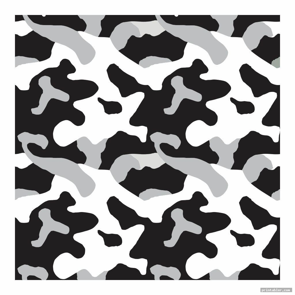 image relating to Printable Camo Stencils known as Absolutely free Printable Shots - Site 9 -