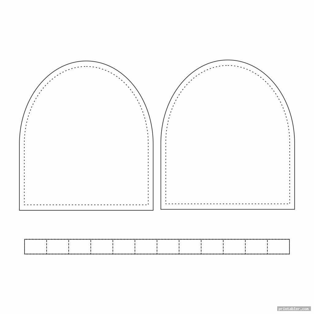 cool beanie printable sewing patterns chemo hat