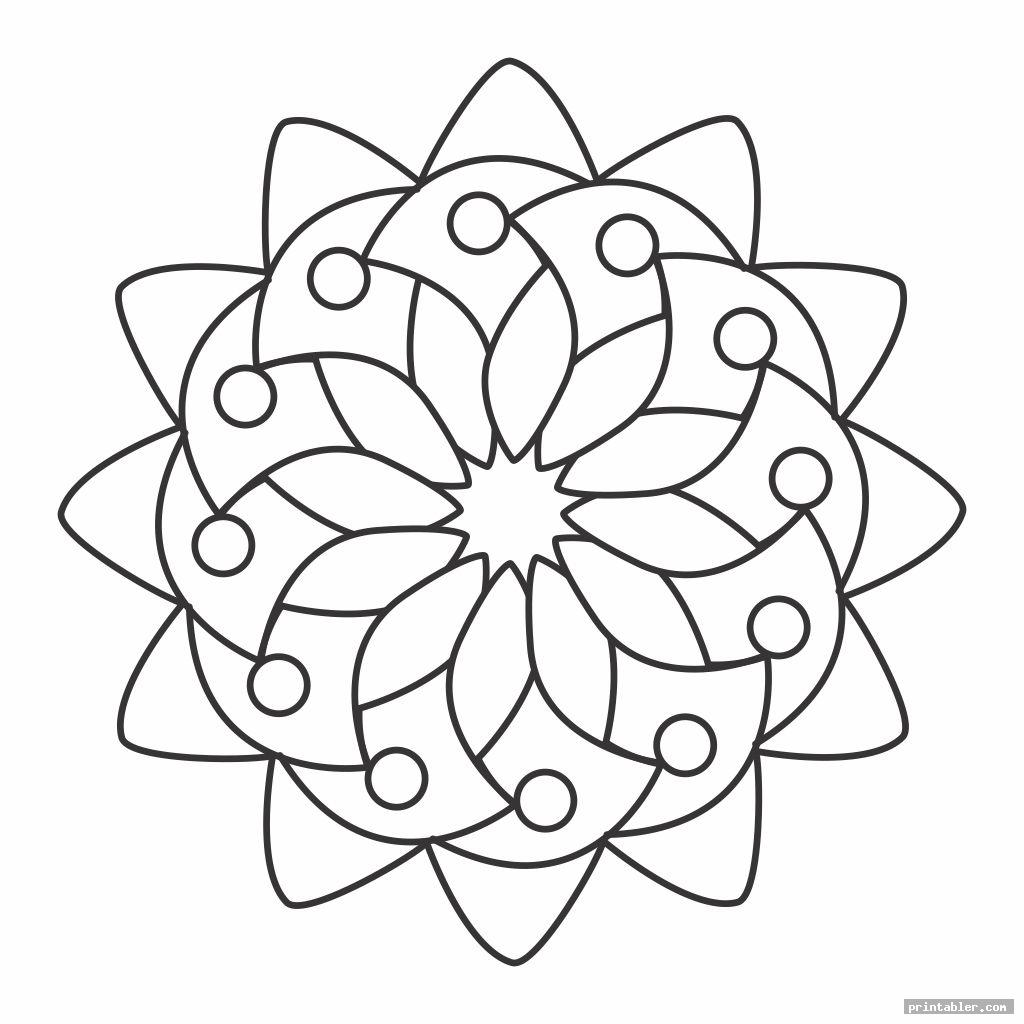 cool paper flower templates printable