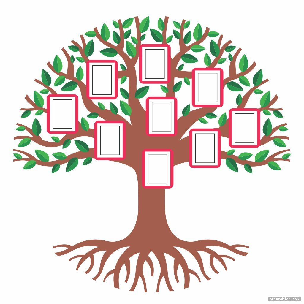 cool printable family tree worksheet