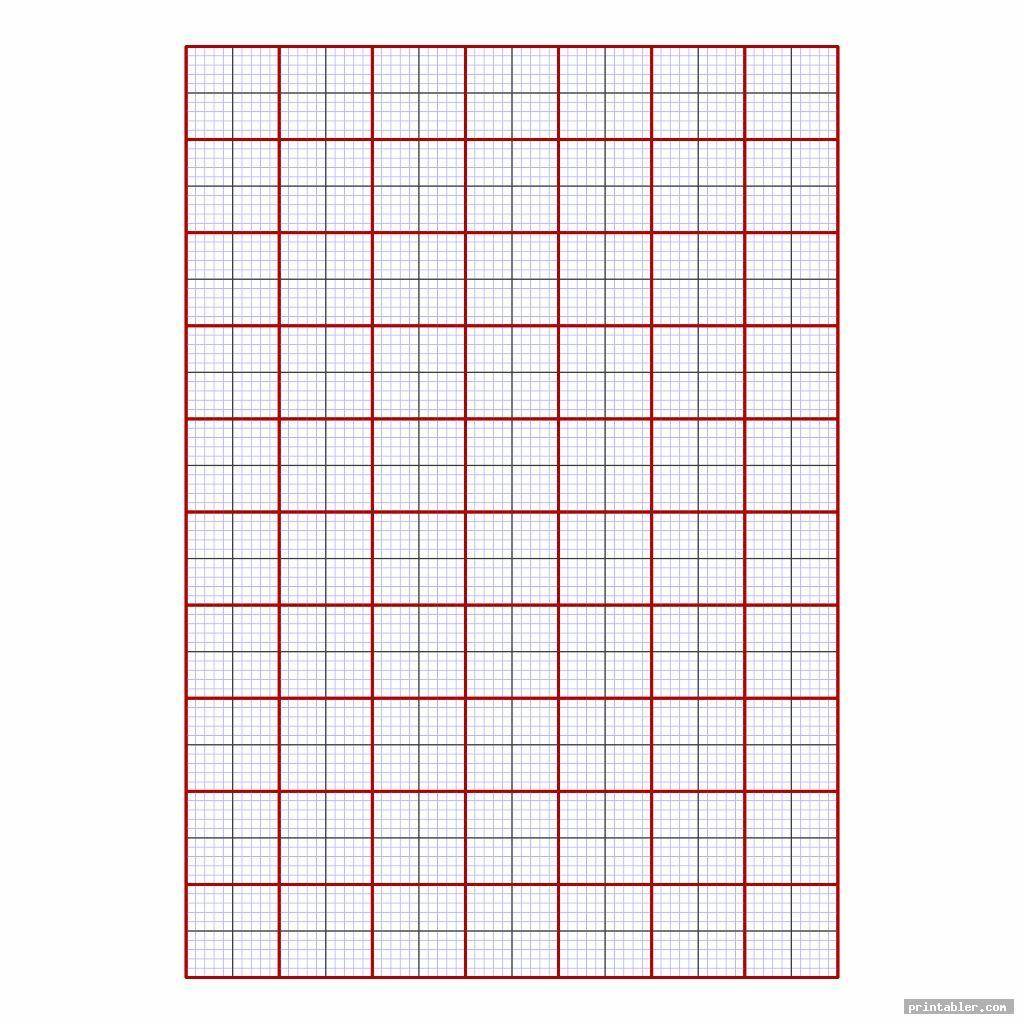 Printable Grid Paper 8 5 x 11