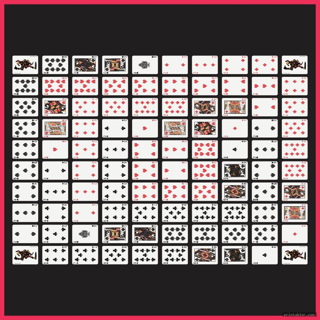 cool sequence board game printable