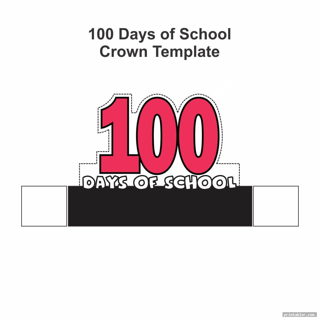 100 Days of School Printables