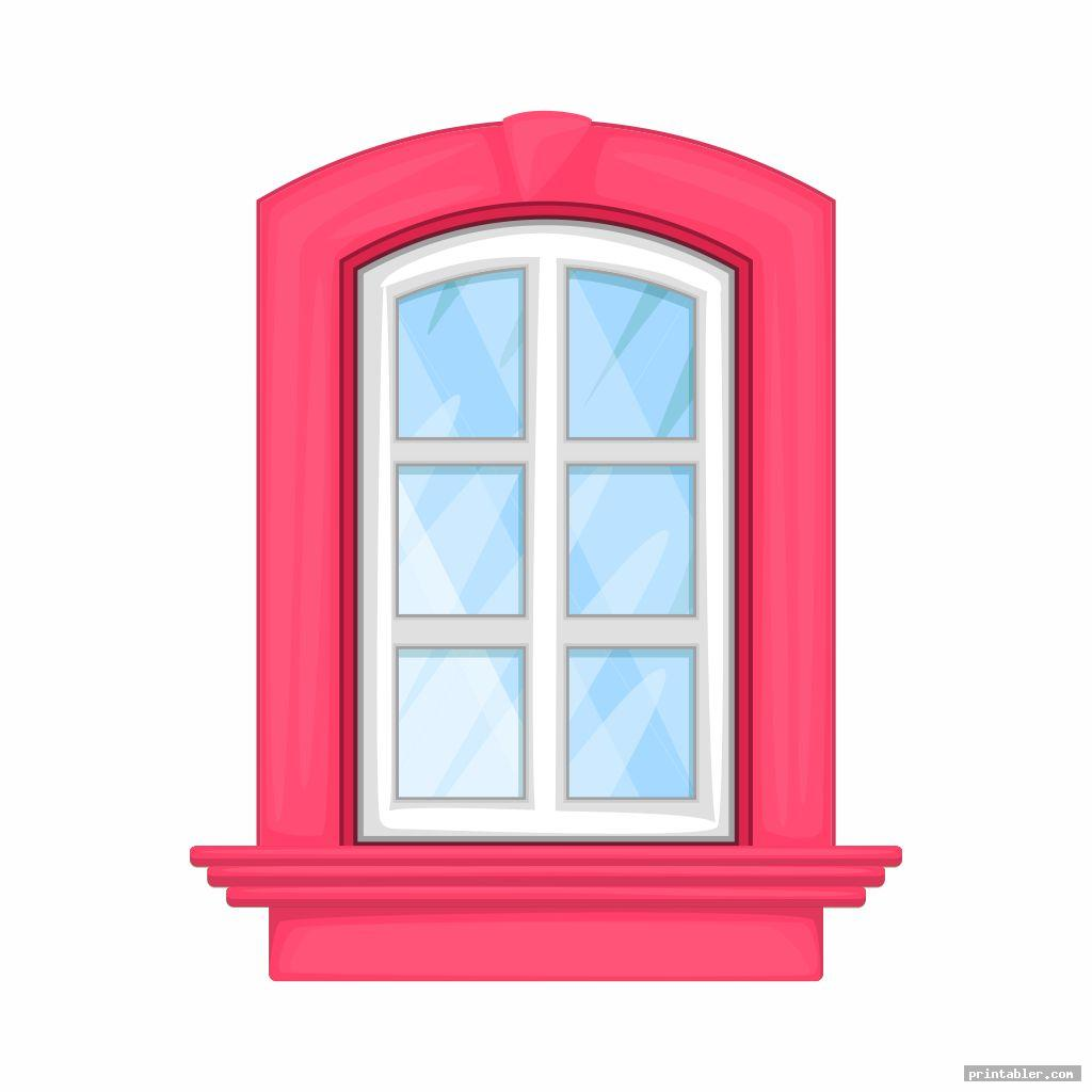 Printable Dollhouse Windows