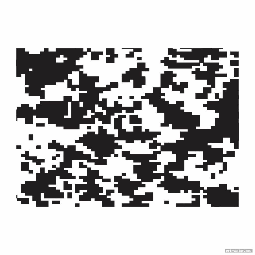 digital camo stencils printable image free