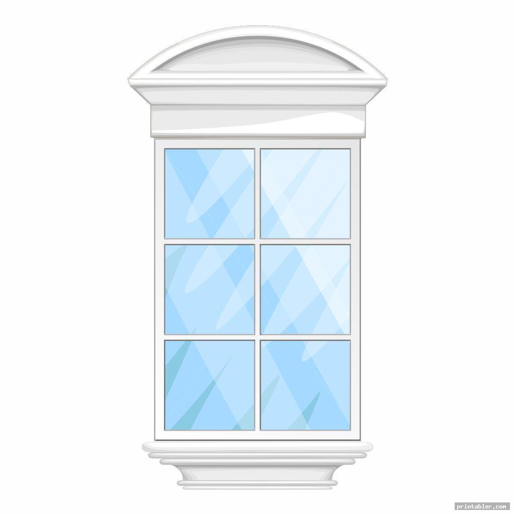 elegant printable dollhouse windows