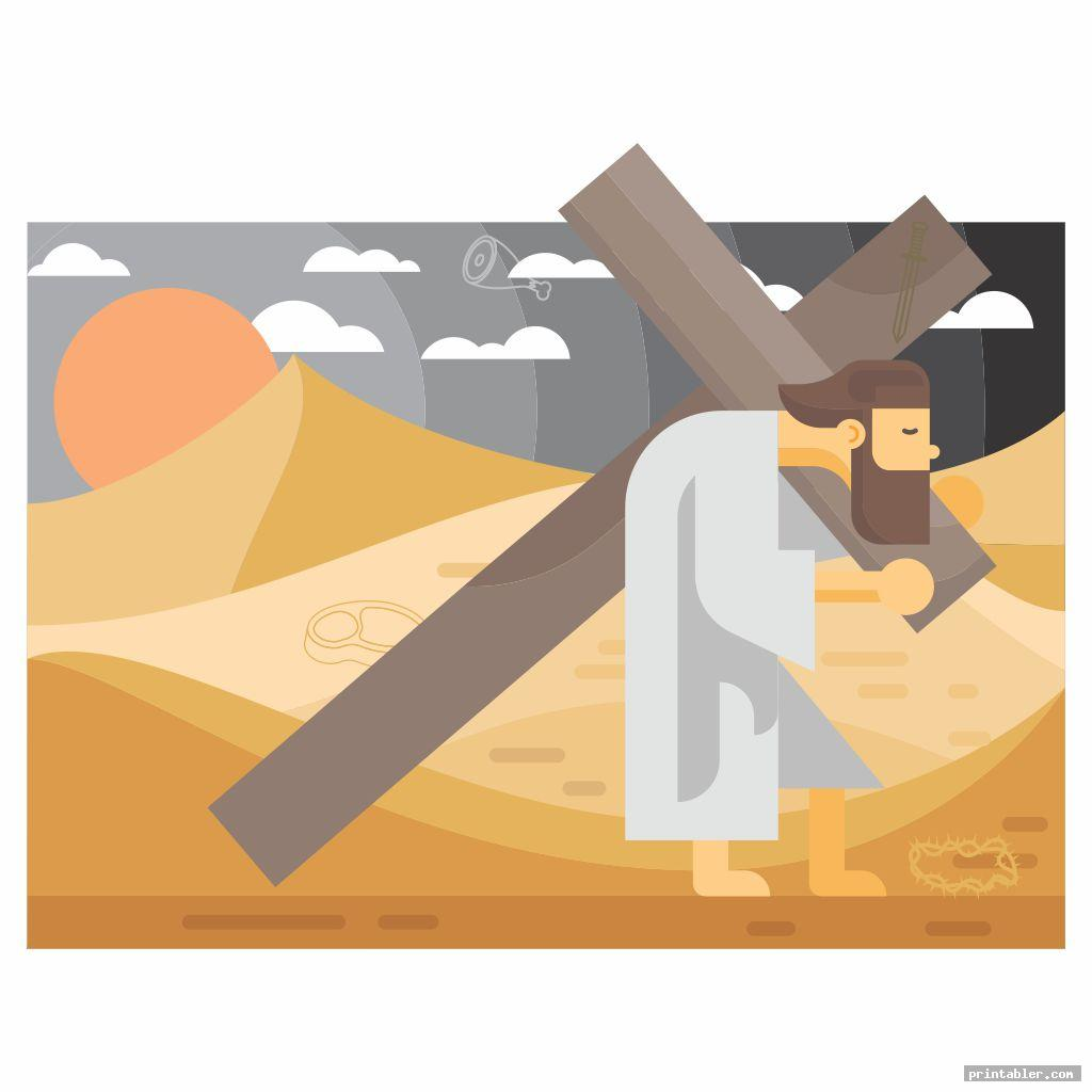 jesus cross bible printables hidden objects puzzle