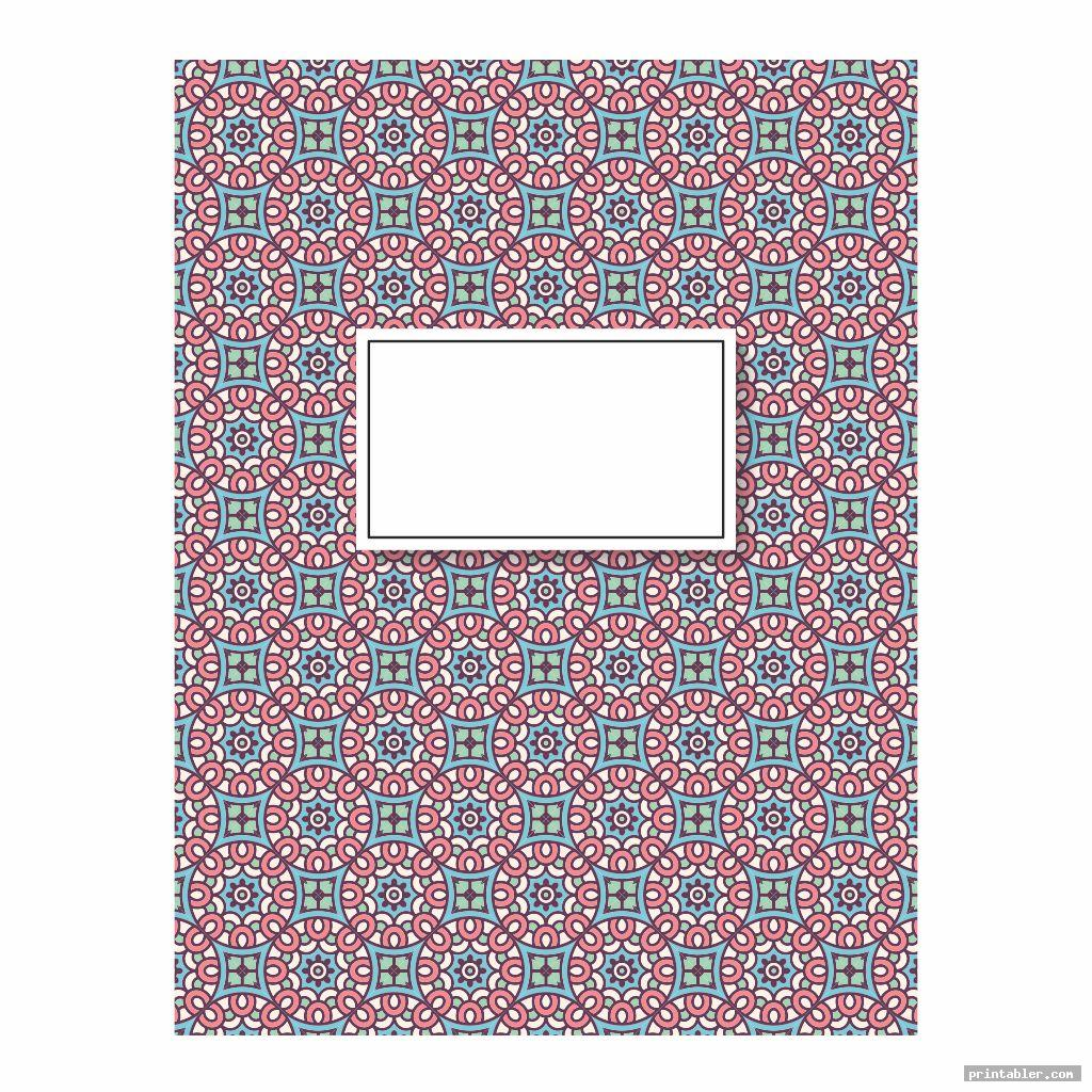printable binder cover inserts image free