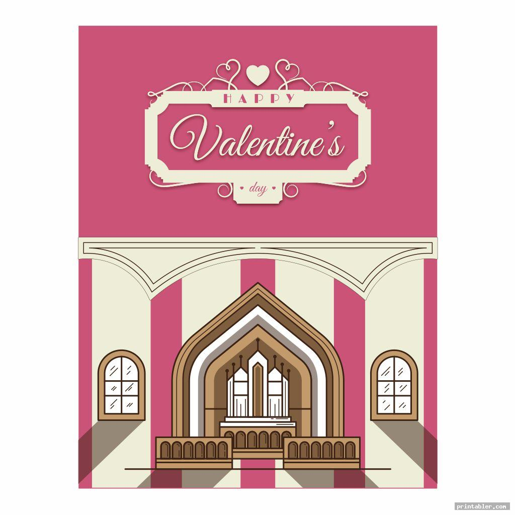 printable church flyers valentine image free