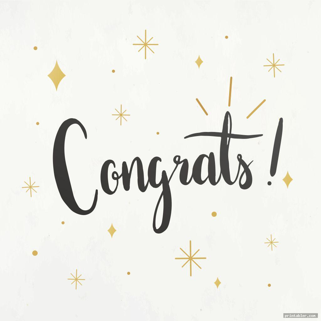 printable congratulations signs template for use
