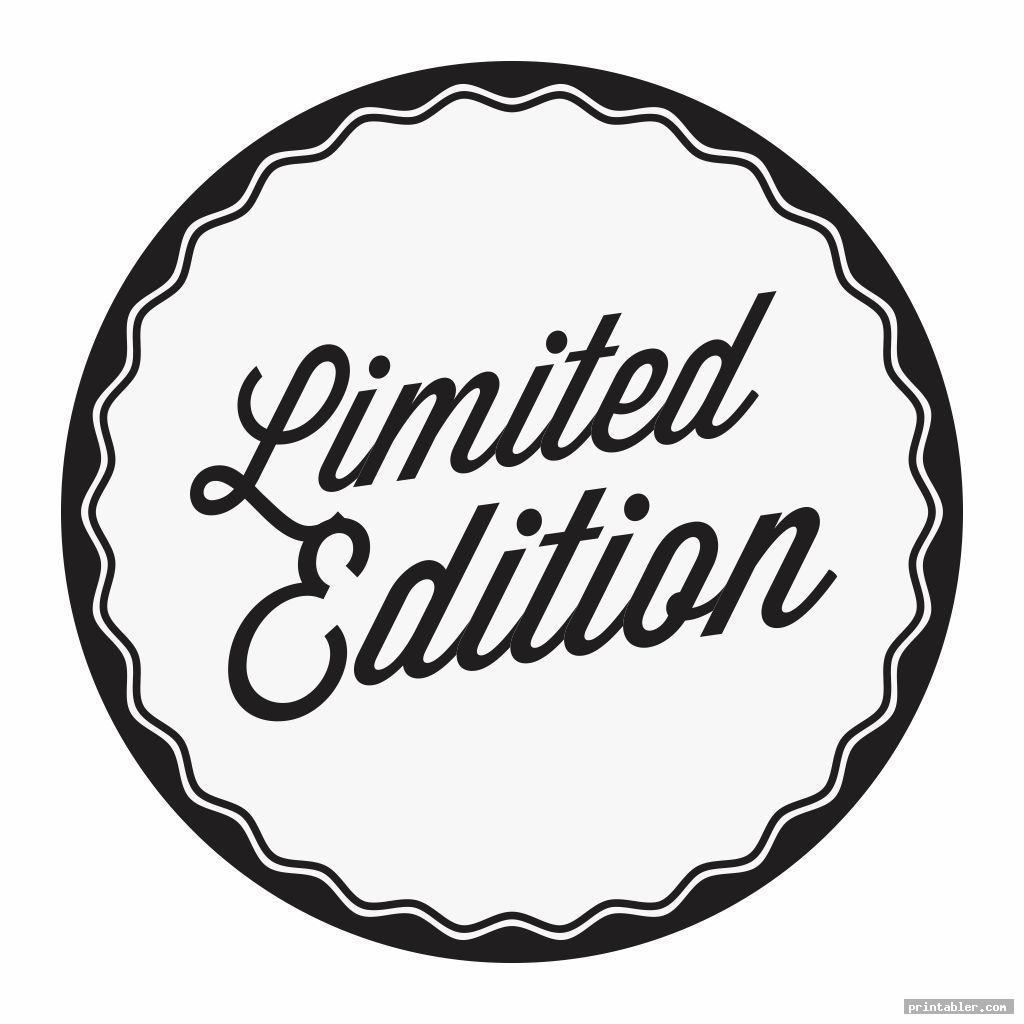 printable round labels image free