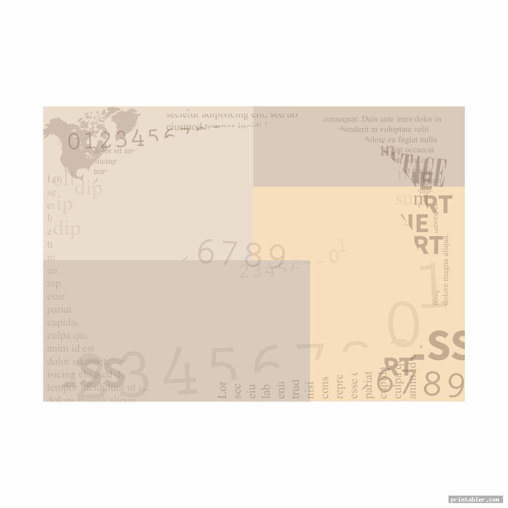 printable vintage journal cards image free