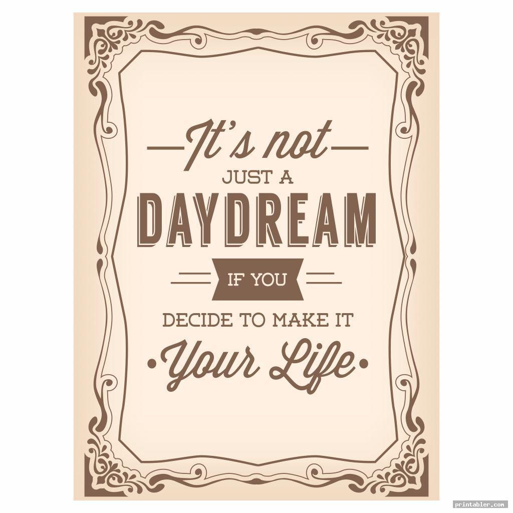 quotes vintage ephemera printable